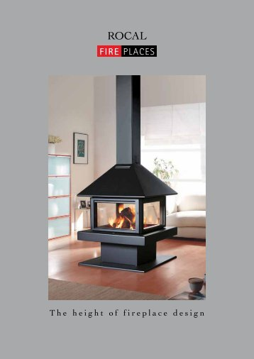 Rocal Fireplaces - Brochures