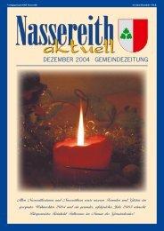 Ausgabe Dez04.ID - Gemeinde Nassereith