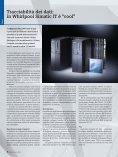"""Tracciabilità dei dati: in Whirlpool Simatic IT è """"cool ... - Siemens - Page 4"""