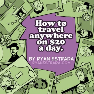 How to travel anywhere on 20 dollars a - Ryan Estrada