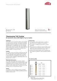 Thermozone® AC Corinte - tormax danmark a/s
