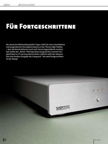 lp 03/2006 - Trigon Elektronik GmbH