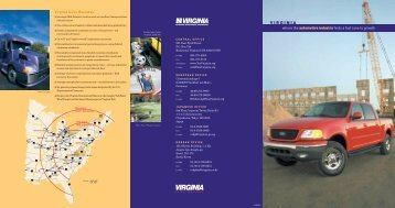 Automotive - Virginia Scan