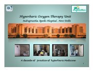 Hyperbaric Oxygen Therapy Unit - Hyperbaric India