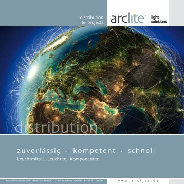 distribution - arclite