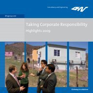 Taking Corporate Responsibility