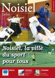 Noisiel, la ville du sport pour tous