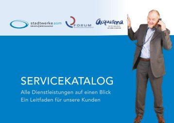 SERVICEKATALOG - Stadtwerke Brixen