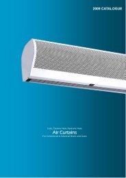 Air Curtains - Intax.ro