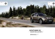 NOVÉ BMW X5. - Invelt