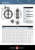 RubbeR Lined butteRfLy VaLVe - Premier Valves - Page 2
