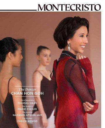montecristo - Goh Ballet Academy