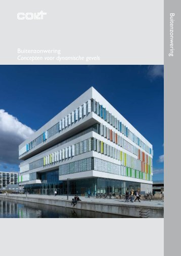 Download Brochure Buitenzonwering - Colt International
