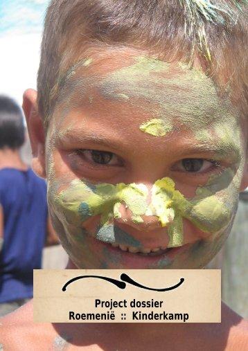 Project dossier Roemenië :: Kinderkamp - Livingstone