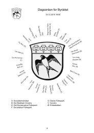 Samlet til print (pdf) - Show details for 2005 - Gladsaxe Kommune