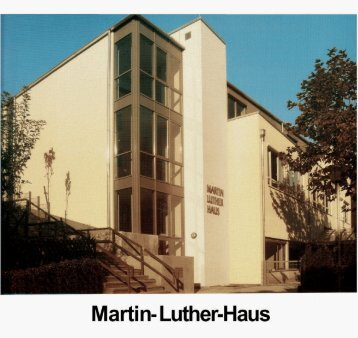 Martin- Luther-Haus - evkidos