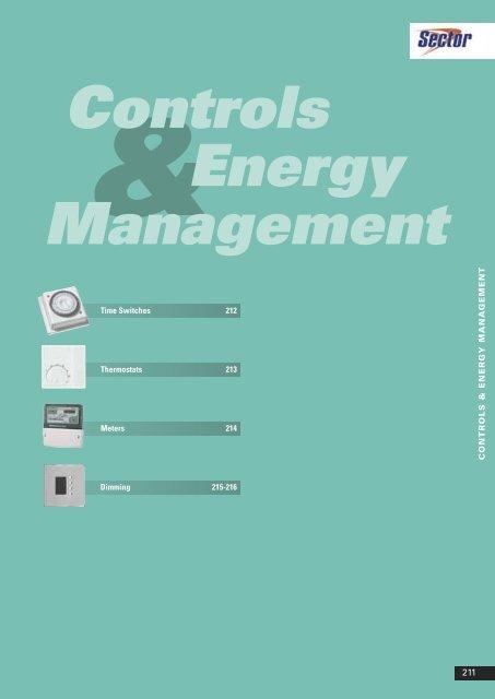 Controls & Energy Management - WF Senate