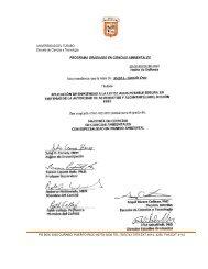 Aplicación de las enmiendas de la Ley de Agua Limpia segura a ...