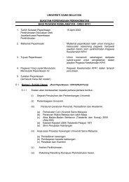 P - Jabatan Pendaftar - Universiti Sains Malaysia