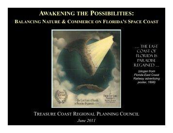 AWAKENING THE POSSIBILITIES: - The City of Titusville, Florida