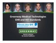 Greenway Medical - Florida Blue ICD-10 6.21.2013.pptx