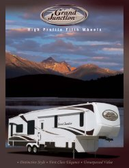 2008 Grand Junction Brochure.pdf - Dutchmen RV