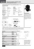 Typ 2000 ff Zubehör Ventilreihe 2000 bis 2031 - Seite 2
