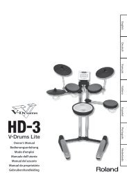HD-3 - Roland