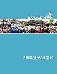 BAHAGIAN 4 PENCAPAIAN 2010 - Kementerian Kerja Raya Malaysia