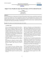 Support Vector Machine for improving Performance of TCP on ...