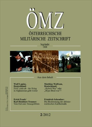 Hybrid War - Österreichs Bundesheer