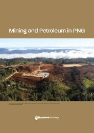 Mining and Petroleum in PNG - Business Advantage International
