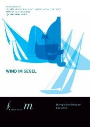 WIND IM SEGEL