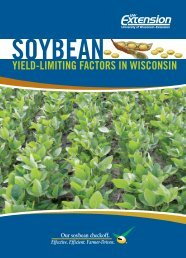Top 10 Yield Limiting Factors in WI Soybean - Coolbean