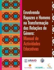Manual de Actividades Educativas - Promundo