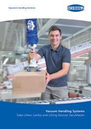 Tube Lifters Jumbo and Lifting Devices VacuMaster - Fyns Kran ...