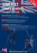 Somerset Summer of Hockey - Zing Somerset - Page 2