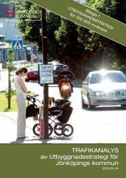 TRAFIKANALYS av Utbyggnadsstrategi för Jönköpings kommun
