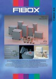 FIBOX EX ATEX - Comdes