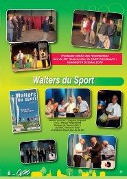 Walters du Sport - Mairie de Cestas
