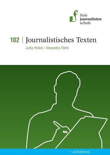 Leseprobe 102 - Freie Journalistenschule