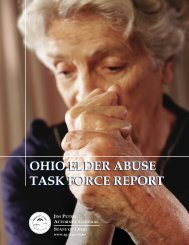 Elder Abuse TF Report - ACTION OHIO Coalition For Battered Women