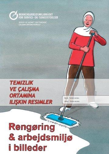 Dansk - BAR - service og tjenesteydelser.