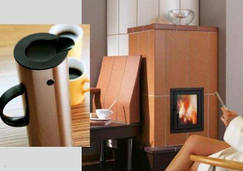 Der Kachelofen - Die Deutsche Ofenkachel