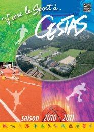 Viv rel eSport à... - Mairie de Cestas
