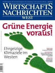 Ausgabe 05/2013 Wirtschaftsnachrichten West