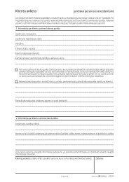 Klienta anketa juridiskai personai (Nerezidentam) - Swedbank