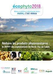 Ecophyto DEPHY - Chambre d'agriculture