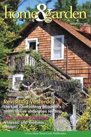 Home & Garden - Los Altos Town Crier