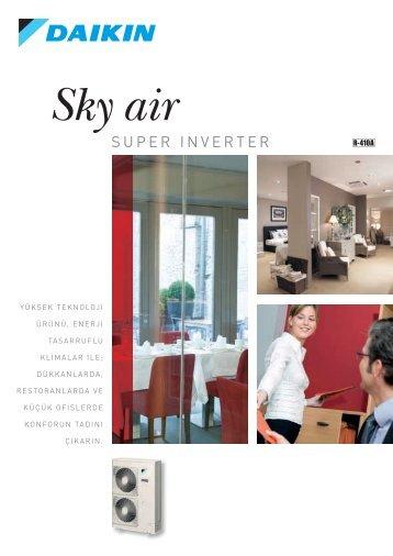 Daikin Sky Air Super Inverter
